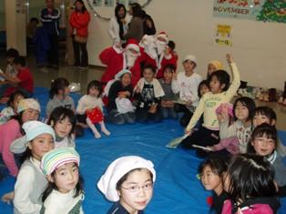 仙台南 クリスマス会