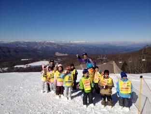 岩倉スキー 山