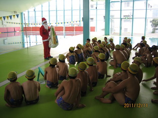 クリスマス会 佐用1