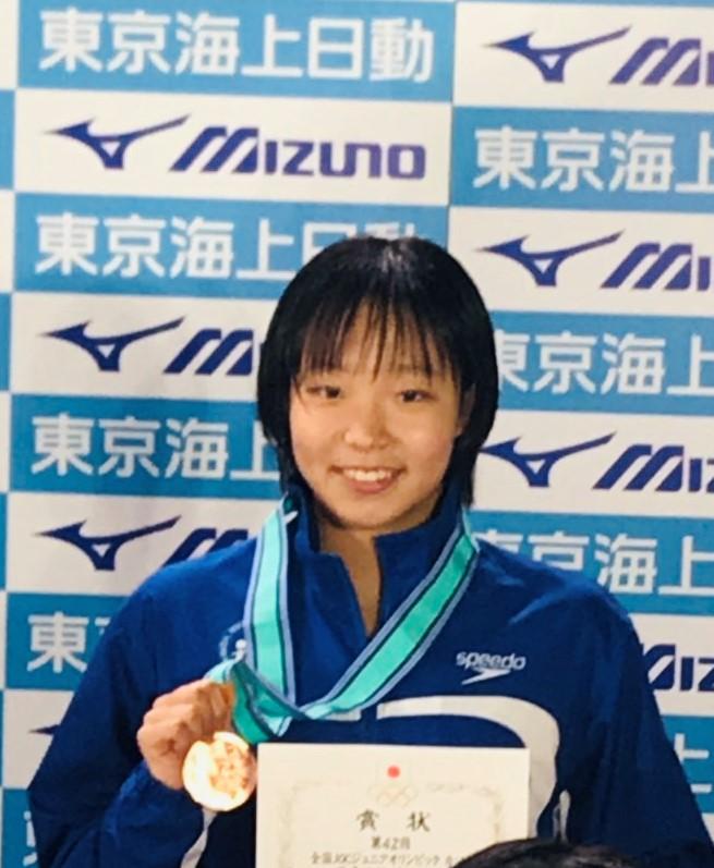 水泳 ジュニア 2019 速報 オリンピック